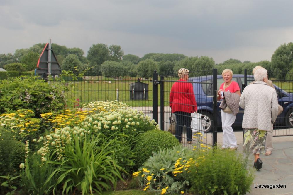 tuinbezoek groepen, Helis Serskamp,